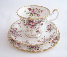 Vintage Royal Albert Tea Trio Cottage Garden by TheWhistlingMan, £15.00