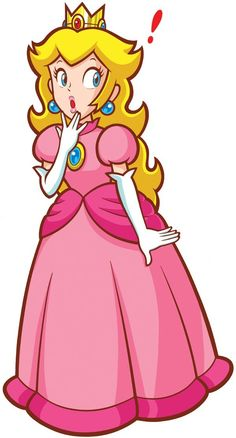 Princess Peach is one of the most recognizable damsel in distress in video game history. She has been kidnapped dozens of time including in the games; Super Mario Bros., Super Mario Bros. 3, Super Mario World, Super Mario 64, New Super Mario Bros. Super Mario Galaxy, Super Mario Galaxy 2. Only in the DS game Super Princess Peach does she save Mario.