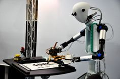 robot for Siggraph emerging tech article
