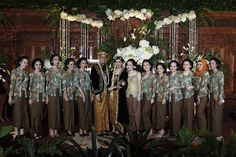 Mystical Javanese Themed Wedding At SampoernaStrategic Square -