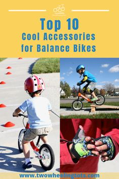 From balance bike bells to baskets and stickers, here are 12 fun balance bike accessories to help your little one have a memorable riding experience! Bike Parking Rack, Bike Rack, Bmx Bikes For Sale, Cycling Bikes, Kids Bike Accessories, Best Kids Bike, Bike Experience, Best Bmx, Bike Illustration