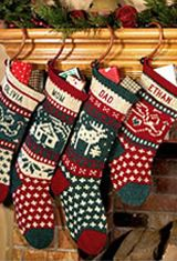 1000+ images about Christmas Stocking on Pinterest ...