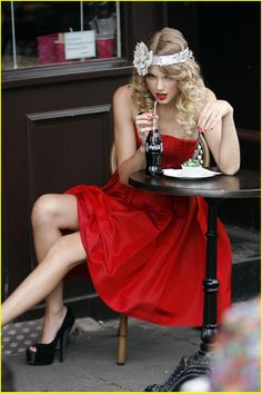 taylor swift coca cola