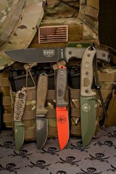 ESEE Knives / knives, guns, and tactical gear