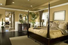 17 Master Bedroom Decorating Ideas - Page 2 of 2 - Zee Designs