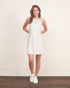 Swing Crew Dress from Abercrombie and Fitch $58,00