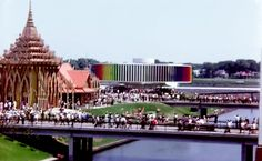 Montreal's Expo 67 Like You Have Never Seen It Before   MTL Blog