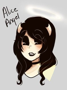 Alice angel by MissYandi.deviantart.com on @DeviantArt