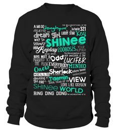 SHINEE Apparels Designed for SHINeeWORLDs