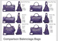 Balenciaga comparison