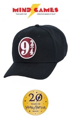 This Bioworld Original Snapback has an embroidered patch of 9 3 4 6140d88c84a7
