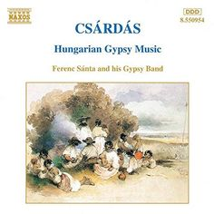 Shop Csárdás: Hungarian Gypsy Music [CD] at Best Buy. Find low everyday prices and buy online for delivery or in-store pick-up. Gipsy Music, Folk Dance, Various Artists, Gypsy, Santa, Travelling, Walmart, Products, Life