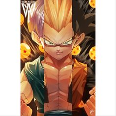 Trunks/Gotenks/Goten