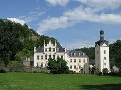 Schloss Sayn, D-56170 Bendorf-Sayn im Landkreis Mayen-Koblenz, Rheinland-Pfalz. © Schloss Sayn