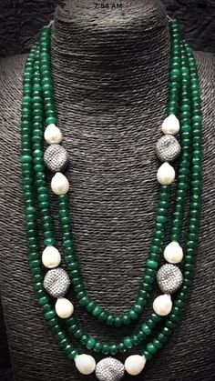 Jewellery And Makeup Organizer Jewellery Shop Near Electronic City Bangalore Emerald Jewelry, Beaded Jewelry, Jewelry Necklaces, Chunky Bead Necklaces, Chunky Jewelry, Chevron Necklace, Diy Necklace, Jewelery, Creations