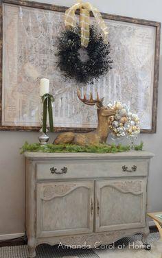 Amanda Carol at Home: Holiday Vignettes