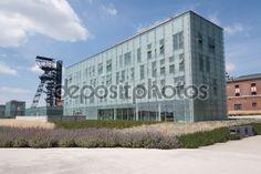 Polska, Katowice - Muzeum Śląskie — Obraz stockowy #118971732