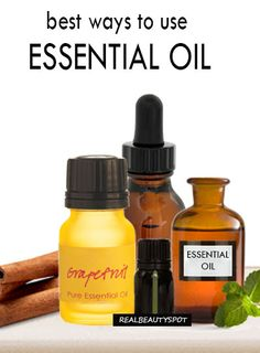 10 best ways to use essential oil in your beauty routine - toner, body mist, hair growth oil, anti aging cream, acne serum and much more....