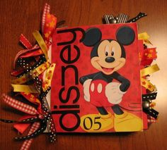 Disney mini album