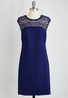 Jewel Tone You So Dress From the Plus Size Fashion Community at www.VintageandCurvy.com