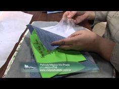 Mulher.com 07/06/2013 Vivi Prado - Bolsa com reciclagem jeans Parte 1/2 - YouTube