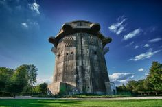 The Flak Towers of the Luftwaffe (WW2)