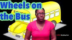 Preschool songs - The Wheels on the Bus - Littlestorybug Preschool Music, Preschool Learning, Action Songs, Wheels On The Bus, Working With Children, Amphibians, Reptiles, Homeschool, Rodents