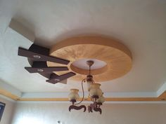 Gypsum Board Circle Designs