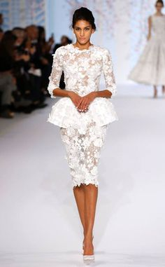 Ralph & Russo: Paris Fashion Week Haute Couture