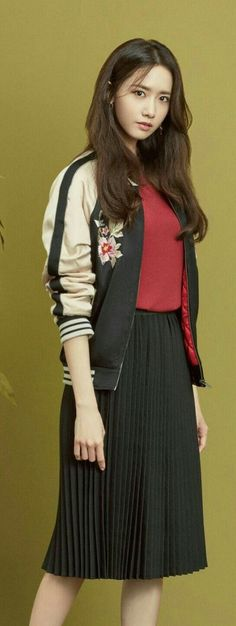 Girls Generation YoonA ☼ Pinterest policies respected.( *`ω´) If you don't like what you see❤, please be kind and just move along. ❇☽ Girls Generation, Korean Celebrities, Celebs, Korean Girl, Asian Girl, Fall Fashion Skirts, K Drama, Kim So Eun, Yoona Snsd
