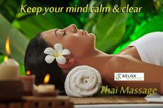 Amazing Benefits Of Thai Massage No One Will Tell You