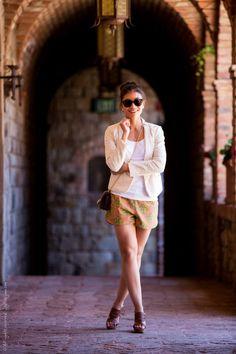 wine tasting attire - castello di Amorosa winery