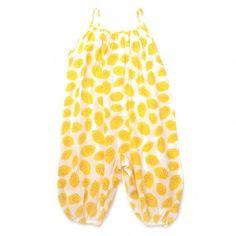 Bobo choses - Salopette Citrons Bobo Choses - Mode bébé, futures mamans, cadeaux de naissance