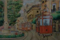 Tranvías en Palma de Mallorca