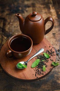 Mint tea by Dina (Food Photography) Coffee Time, Tea Time, Photography Tea, Café Chocolate, Tee Set, Chocolate Caliente, Tea Culture, Mint Tea, Brewing Tea