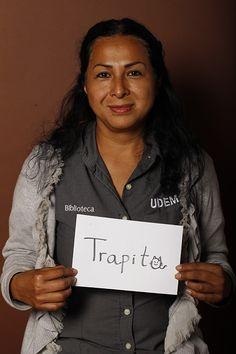 Trapito, Rosa Rodríguez, Bibliotecaria, UDEM, Monterrey, México