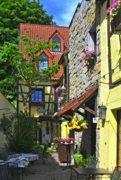 The Inn - Veitshoecheim, Germany