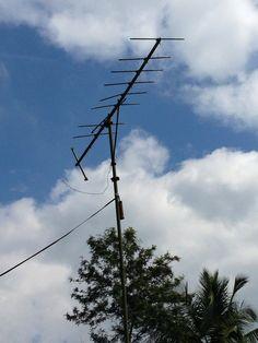 Nostalgia- The good old TV antenna!