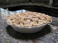 Handmade by Heidi: Grandma's Apple Pie