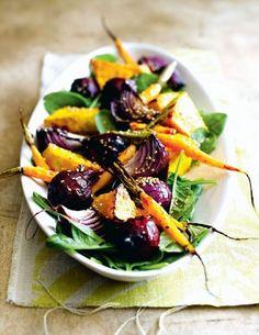 Vegetable salad  | More photos http://petitlien.fr/mincirdeplaisir