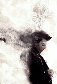 Create a Watercolor and Newspaper Collage in Photoshop