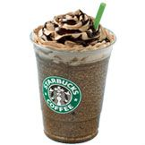 Chocolate chip frappuccino!