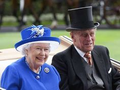 They're 94 (he) and 89 (she) years old, 68 years married and still hitting up Royal Ascot. Congrats ... - 2015 Anwar Hussein