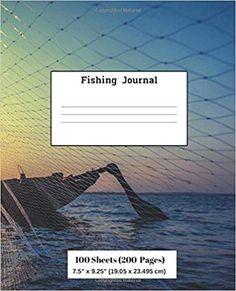 Fishing Journal: Ricky Lee: 9781696375665: Amazon.com: Books