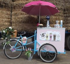 Milkshake Tricycle – Corporate and Private Events, Festivals and Promotions