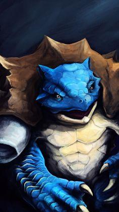 Pokémon Starters. by Jian Leng.