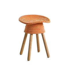 Coiled Stool by Harry Allen $250.00