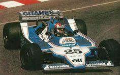 Formule 1 - 3 litres: Ligier 1979