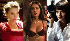 Las chicas de Quentin Tarantino