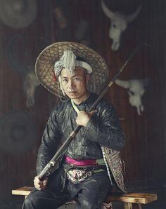 Basha Miao Village, Congjiang, Qiandongnan, Guizhou